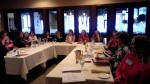 March 2013 Luncheon hosted by Utah WIFS and Speaker Mary Michelle Scott with Fishbowl in Utah